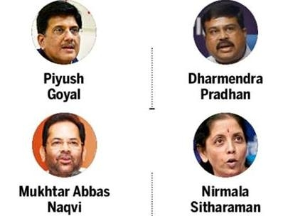 Who got promoted and who are the new faces in Modi's Cabinet