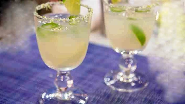 Ginger Beer Tequila Margarita
