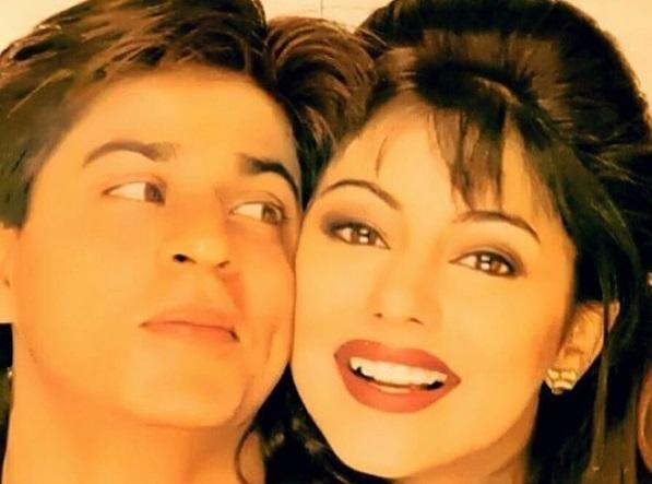 Gauri Khan & Srk