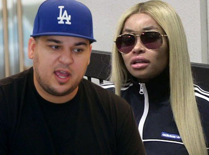 Rob Kardashian, Blac Chyna settle custody war