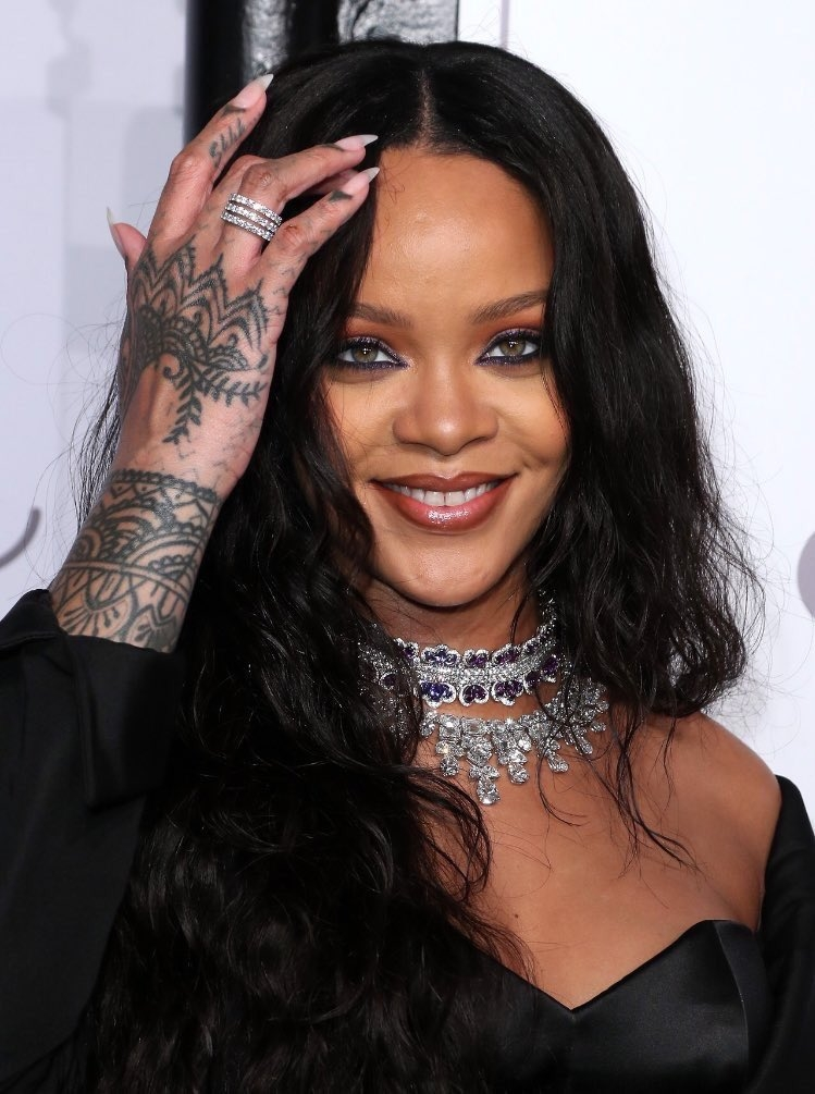 Riri Badgal with all her good deeds hosted third annual Diamond Ball!