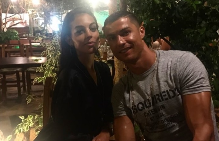 Cristiano Ronaldo's and Georgina Rodriguez's  child's sex accidentally revealed