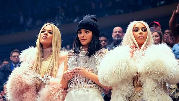 Khloe, Kim and Kylie