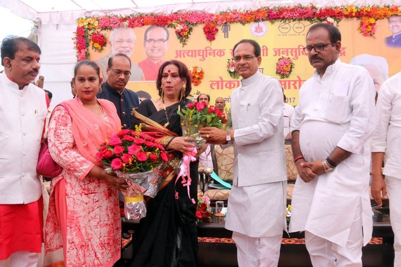 Transgenders are Respected Citizens of Country: CM Chouhan