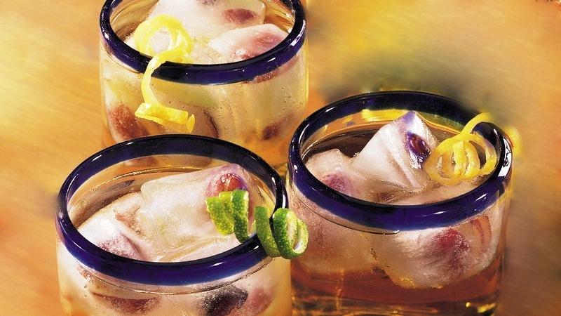 Apple Grape Cooler Punch