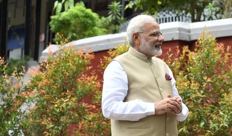 PM greets nation on Valmiki Jayanti