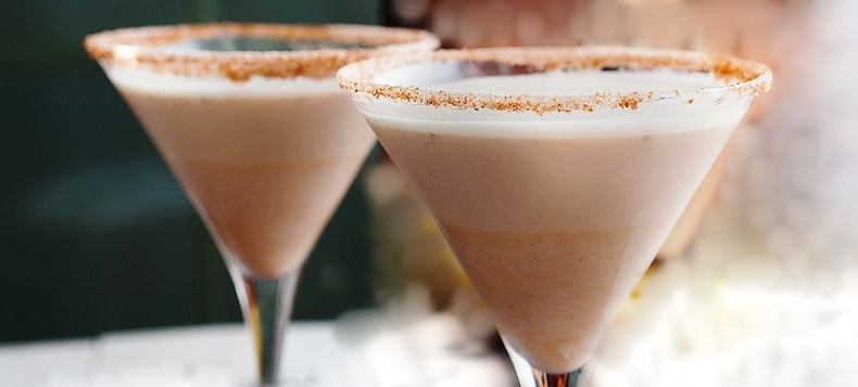 Count Chocula Russian Cocktails