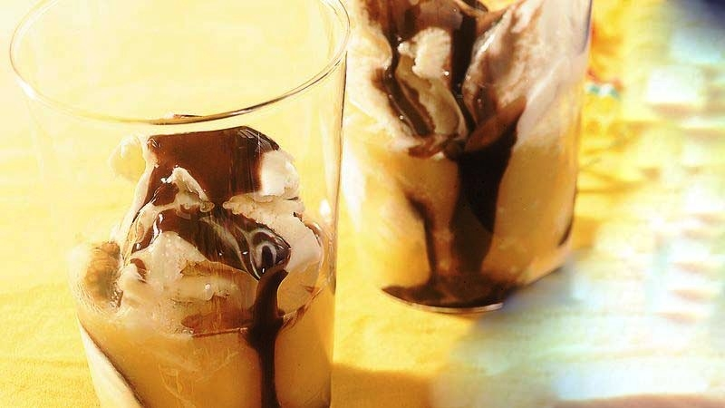 Creamy Dreamy Orange Shakes