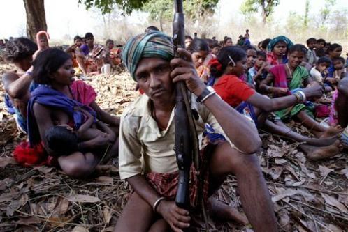 Naxal problem in India