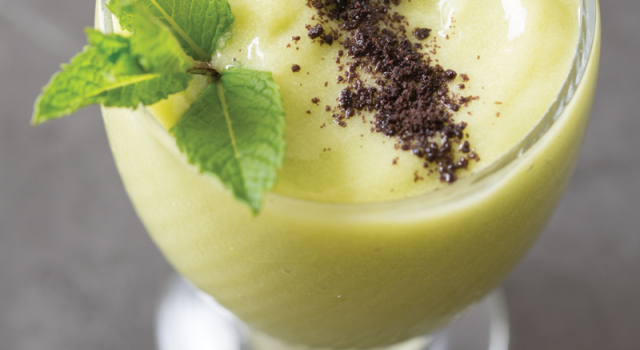 Grasshopper Honey Shake