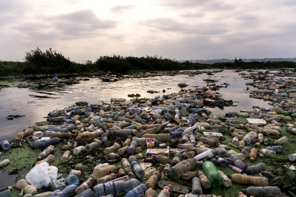 95% of plastic feeding the seas comes from 10 rivers