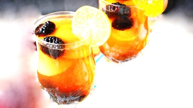 Clementine Sweet Wine Sangria