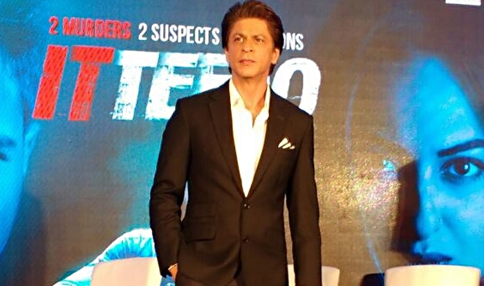 Wanted to be a part of  Itteaq  as actor: Shah Rukh Khan