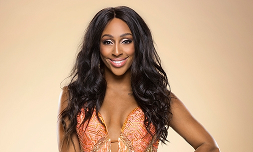 Alexandra Burke sees ghost of dead mother