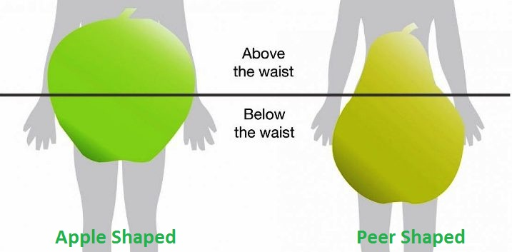 Do you have Apple Shaped Body? Then you should know this… - Window