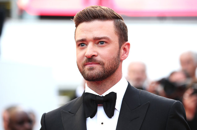 Justine Timberlake At Cannes 2017